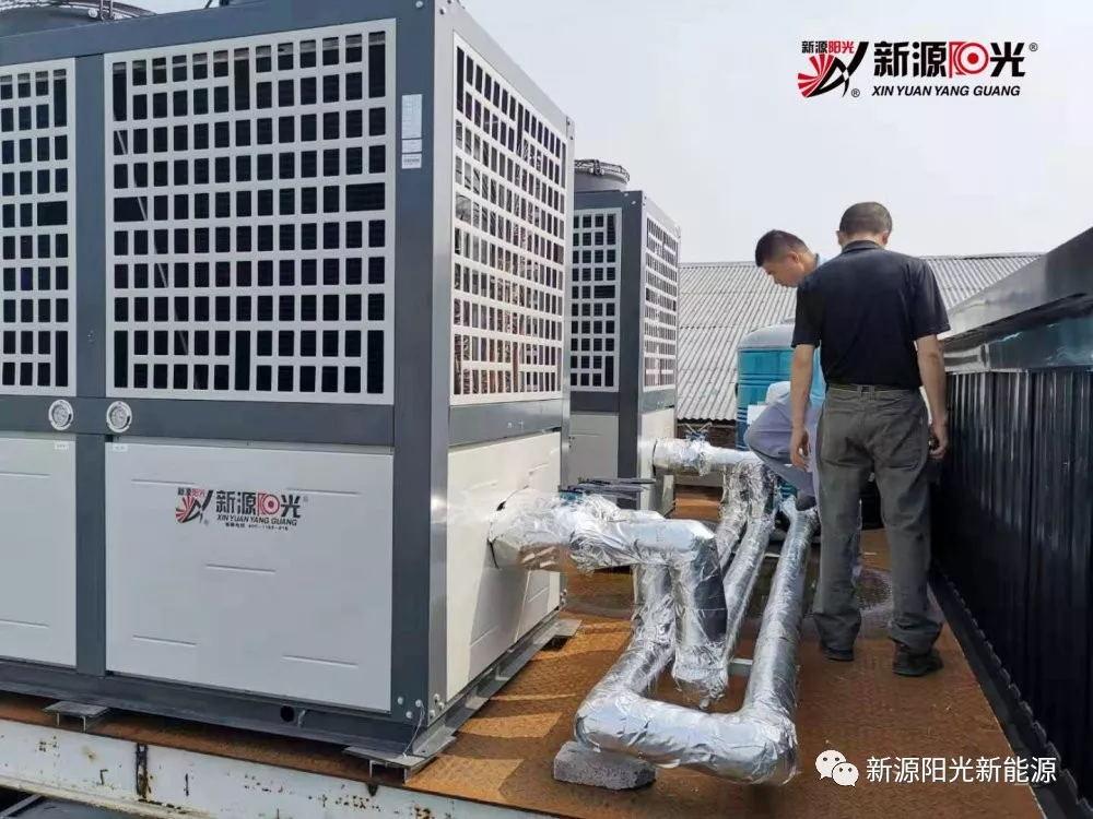 空氣能熱泵采暖