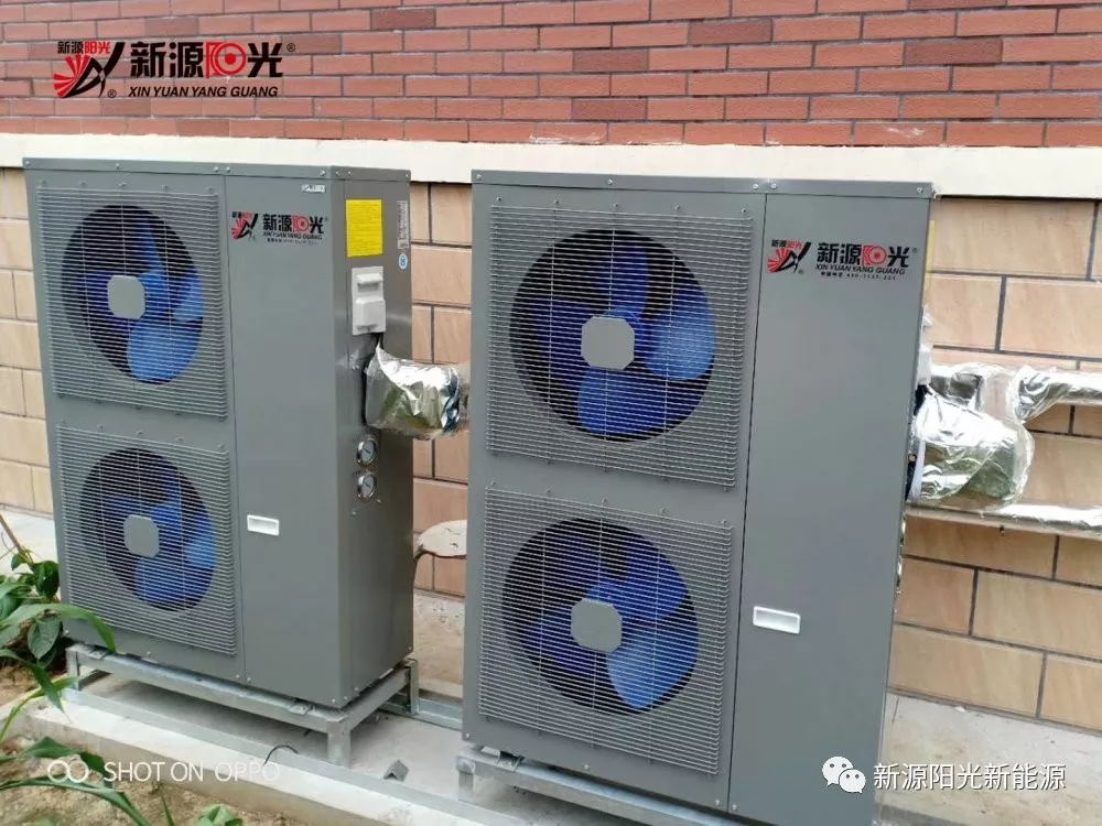 空氣源熱泵采暖