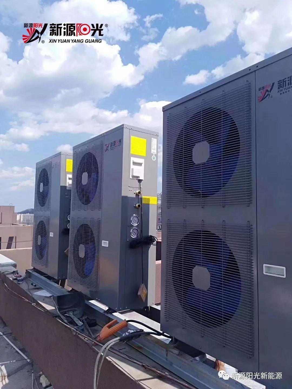 空气能热泵